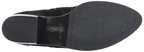 Gabor Ladies Comfort Sport Boots Nero (37 Nero (ldf.))