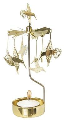 Hummingbird Rotary Candleholder