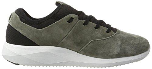 Boxfresh Ceza Sh Pgsde KHA/Blk, Sneaker Uomo Verde (Kaki)