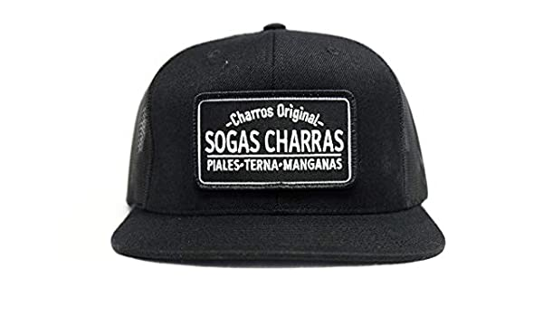 Amazon.com : Charros Original Classic Hat Cap Gorra Cachucha : Sports & Outdoors