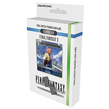 Final Fantasy 599386031 - Cartas de inicio x wind & water ...