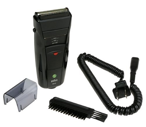 Braun 3612 InterFace Rechargeable - Shaver 3612 Braun