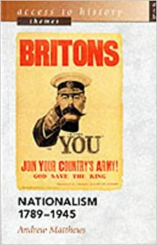 Book Access to History Themes: Nationalism, 1789-1945