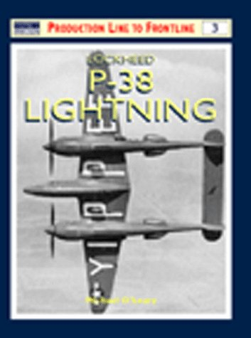 Lockheed P-38 Lightning (Osprey Production Line to Frontline 3) ()