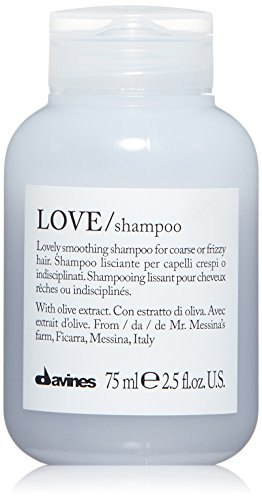 Davines Love Smoothing Shampoo, 2.5 fl. oz. (Best Shampoo And Conditioner For Thinning Hair 2014)