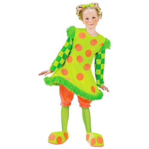 Lolli the Clown Child Costume - -