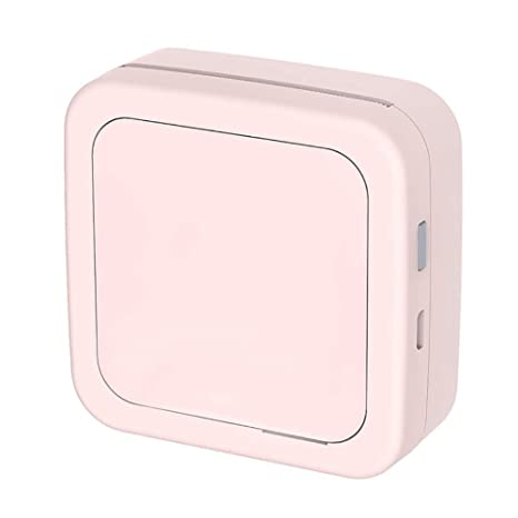 SFXYJ Bluetooth Impresora portátil Teléfono Foto Mini ...
