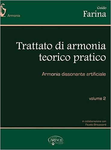 Trattato D Armonia Teorico Pratico Volume 2 Livre Sur La