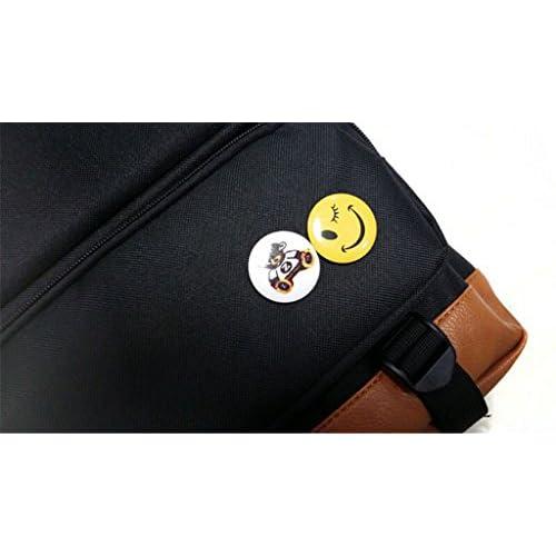 YOYOSHome Japanese Anime Luminous Cosplay Bookbag Daypack College Bag Backpack School Bag