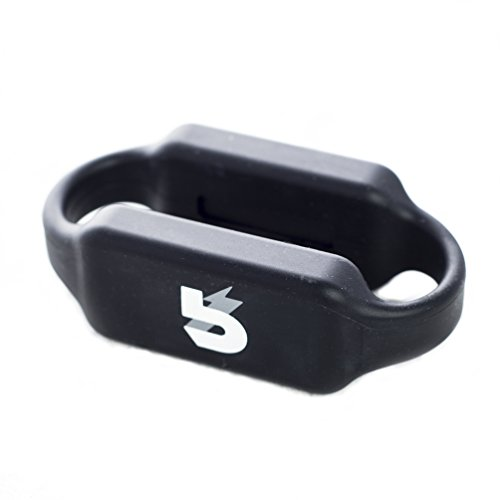 Boost Band Black Portable Charger Wristband Phone Charger Power Bank