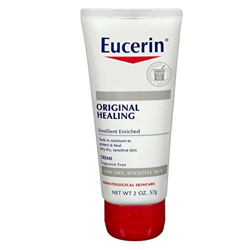 Eucerin Original Healing Rich Creme 2 oz (Pack of 9)