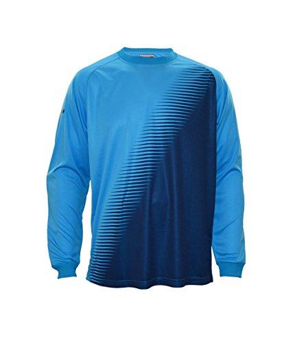 Vizari Panama GK Jersey, Light Blue/Dark Blue, Adult Small