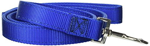 1in x 4ft Dbl Lead Dog Leash Blue By Majestic Pet - Lead Majestic Pet