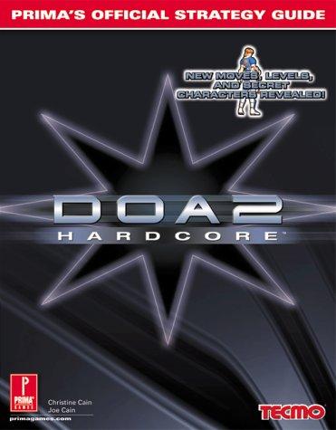 Download DOA2: Hardcore: Prima's Official Strategy Guide pdf epub