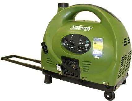 Amazon.com: Coleman cm04143 N 1850-watt Gasolina portátil ...