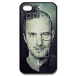 CTSLR Movie & TV Series Protective Hard Case Cover for iPhone 4 & 4S - 1 Pack - Breaking Bad - 16
