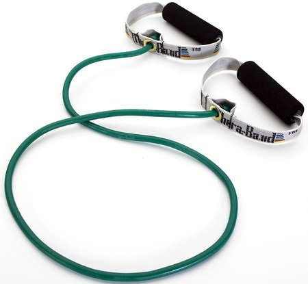 Thera-Band Heavy Green Soft Grip Tubing, Green, 48-Inch