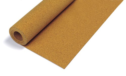 - QEP 72000 Natural Cork Underlayment 1/4 inch Roll
