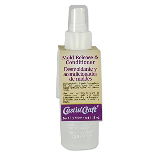 Mold Release and Conditioner Spray 4oz JewelrySupply JR3900