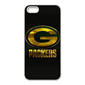 Green Bay Packers iPhone 4 4s Cell Phone Case White SVD_588402