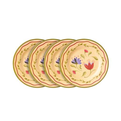 Pfaltzgraff Napoli Melamine Salad Plate (9-Inch, Set of ()