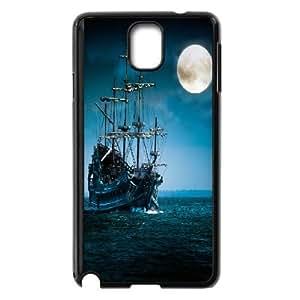 DIY Stylish Printing The Sea Cover Custom Case For Samsung Galaxy Note 3 N7200 MK1S502544