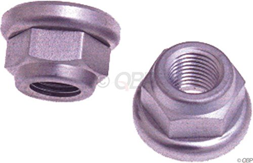 Campagnolo Track Nut 9mm x 26tpi Front, each ()
