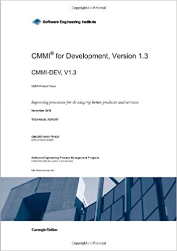 CMMI for Development v1.3