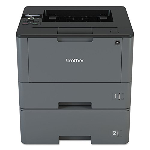 Brother Wireless Black-and-White Laser Printer HL-L5200DWT
