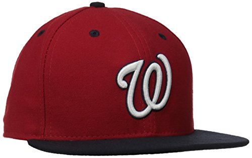 New Era MLB Washington Nationals AC on Field Alternate 2 59Fifty Cap, 7 5/8
