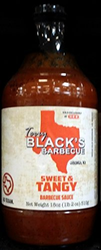 18 Terry Ounce (Terry Black's Barbecue Sauce, Sweet & Tangy 18 Oz (Pack of 2) by Terry Black's)