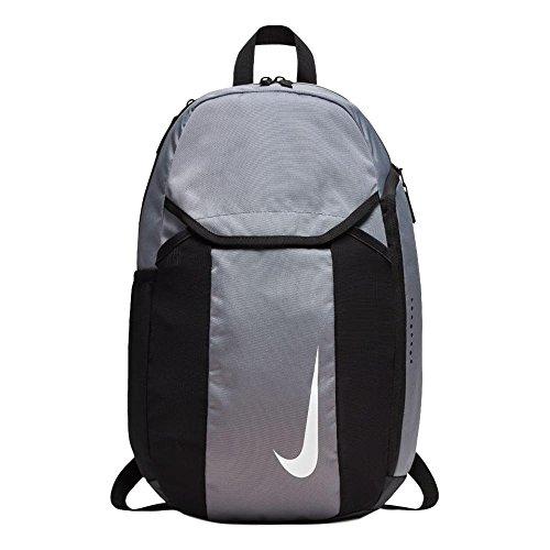 (NIKE Academy Team Soccer Backpack (Cool Grey))