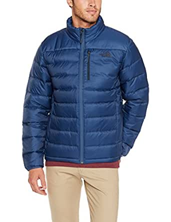 The North Face Men Aconcagua Jacket, Blue, Small