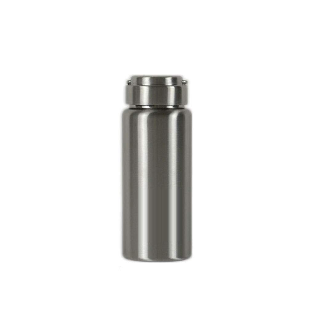 WLHW Trinkflaschen Isolierungs-Kessel, Edelstahl-Sport-Auto-Lasts-Fitness-Trekking All-Stahlreiten des Edelstahl-304