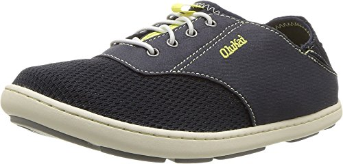 Olukai Nohea Moku Boy's Trench Blue/Trench Blue - 11 M US Little Kid ()
