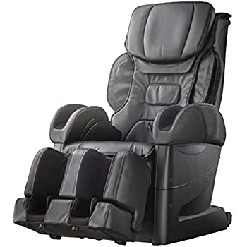 Osaki OS4DPROJPPREMIUMA Model OS-4D Pro JP Premium Massage Chair in Black, Kiwami Mecha 4D Kneading Ball System, 29 Different Types of Kneaking Technique, 3 Air Options, Natural Fit Function