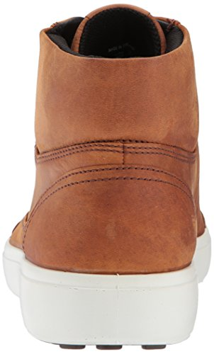 Brown Amber top top VII High Soft VII Soft Size Mens High ECCO 8Pz0WAqw