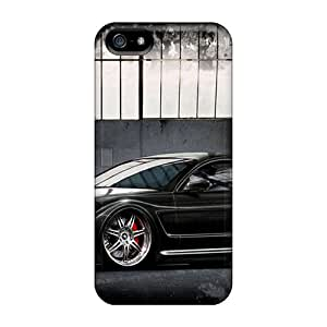Snap-on Black Bmw Cases Covers Skin Compatible With Iphone 5/5s