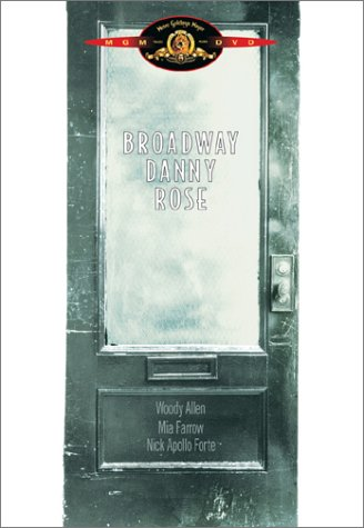 Broadway Danny Rose (Woody Allen Dvd)