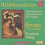 Hildebrandston Chansonniers Allemands Du XVe Siècle