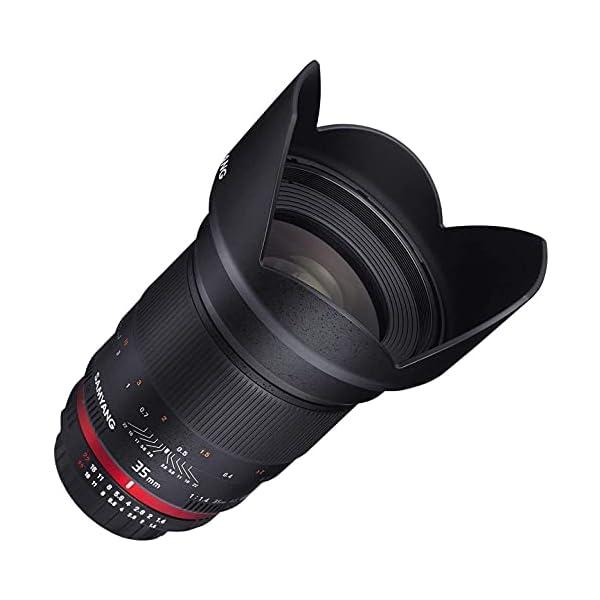 RetinaPix Samyang 35mm F1.4 AS UMC Tilt Shift Lens for Sony E