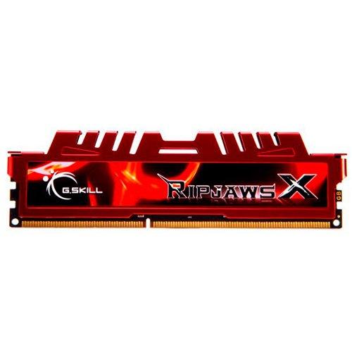 Kit de Memoria RipjawsX, G.SKILL, F3-10666CL9D-8GBXL, 8 Gb