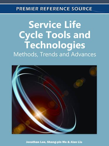 Service Life Cycle Tools and Technologies: Methods, Trends, and - Shopping Ma Lee
