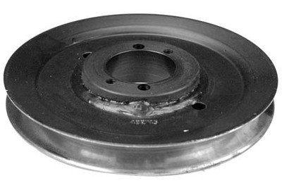 Lawn Mower Spindle Pulley Replaces SCAG 482745