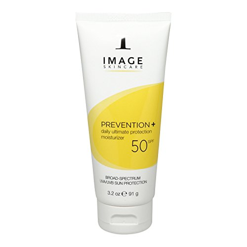 Image Skincare Ultimate Protection Moisturizer SPF 50, 3.2 Fluid Ounce