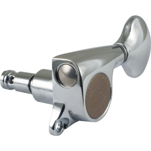 Gotoh Mini 510 Locking Tuners Chrome (6-in-a-line)
