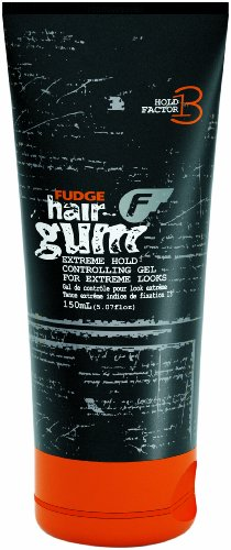 Fudge Hair Gum - Fudge Hair Gum Extreme Hold Controlling Gel, 5.07 Ounce