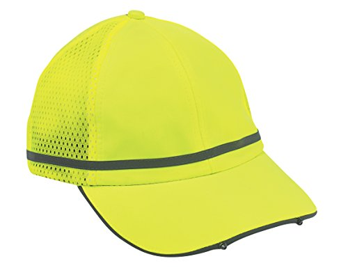 Ergodyne GloWear 8940 PowerCap Lime Blank product image