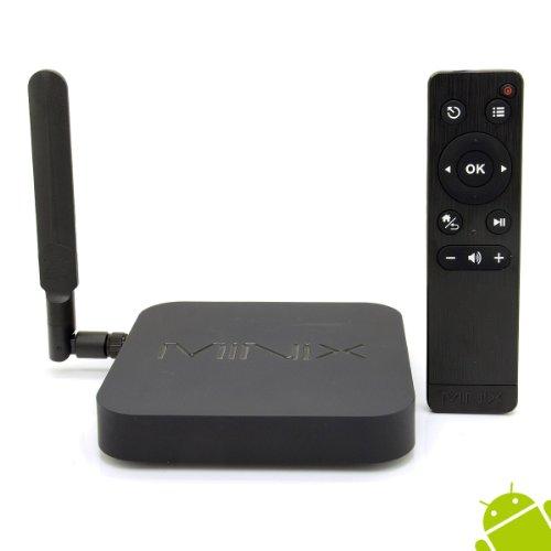 MINIX Neo X8-H Plus Quad-Core Android 4.4 KitKat Smart TV...