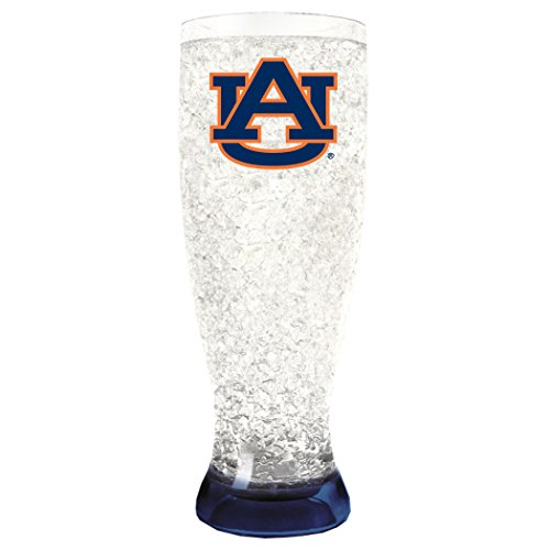 NCAA Auburn Tigers 16oz Crystal Freezer Pilsner